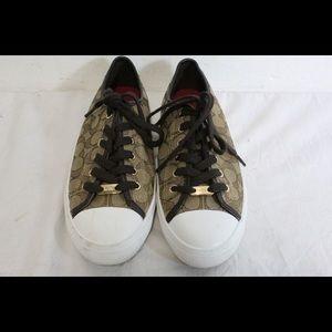 COACH Brown Women's Shoes Sz9B